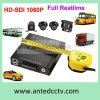4CH 8CH Car Mobile DVR mit GPS Tracking Support 2tb Hard Drive