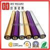 2014 langlebiges Gut Shiney Laser Rainbow Hot Stamping Foil für Plastic