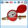 Único jato Watermeter para o medidor de água quente