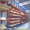 Sistema Cantilever do racking da boa qualidade, lado do dobro Side/Single do armazenamento do armazém fora da cremalheira Cantilever