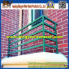 De Omheining van het Lassen van het Aluminium van het balkon of het Traliewerk van de Legering van het Aluminium