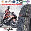 Neumático de la motocicleta de la motocicleta 80/100-14 de los tubos del neumático del mercado de Chipre