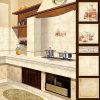 Azulejo de mármol brillante de la pared de la porcelana de la mirada del uso de Family&Hotel