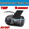 Самое малое 720p HD Car DVR с G-Sensor