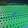 Preço líquido do engranzamento verde/anti rede da poeira do vento