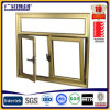 アルミニウムTriple Glazed Windows 5mm+0.76PVB+5mm+9A+5mm