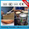 Pegamento de las bandas de borde del PVC de la alta calidad para los muebles de madera