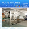 De dubbele Hoofd Automatische Machine van de Etikettering van de Koker