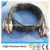 ステンレス鋼ワイヤー高圧のホース
