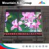 Quadro de avisos ao ar livre P8 da tela do diodo emissor de luz do anúncio comercial