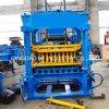 Machine de fabrication de brique de verrouillage électrique commerciale de la colle Qt4-15
