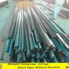 Black cheio 29mm/34mm/38mm Ltz Window Section Steel Pipe