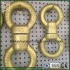 黄色い亜鉛によってめっきされるJISのタイプアイボルトJIS1168