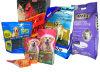 Sacs en plastique de empaquetage d'aliment pour animaux familiers de sac de papier d'aluminium d'aliment pour animaux familiers