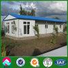 Casa prefabricada de la estructura de acero de la luz de la azotea del panel de emparedado (XGZ-PHW056)