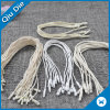 Cordão de corda de cera de exportação pendurado na fábrica para acessórios de vestuário