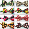 Fashion Chaud-Sale Printed Bow Ties Performance Show Bowties en stock