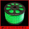 방수 LED 옥외 빛 유연한 네온 LED 밧줄 빛