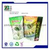 Sacchetto composito di plastica personalizzato di imballaggio per alimenti con la chiusura lampo