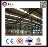 Marco de metal ligero construcción de edificios Gable Naves de acero Nave Industrial Estructura 02