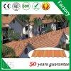 Azulejo de azotea de aluminio de la casa de la placa del azulejo revestido del metal de la piedra del material de material para techos