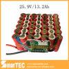 24V 13ah Battery Pack für E-Bike mit PCM/BMS