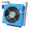 Air-Cooled Oil Cooler/Air Oil Cooler/Hydraulic Oil Cooler/Plate-End Heat Exchanger/Aluminum End Oil Cooler/Oil Cooling Fan/Hydraulic Oil Accessory