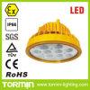Atex 세륨 RoHS 승인되는 IP66 주유소 폭발 방지 LED 플러드 빛