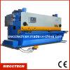 QC11Y guillotina hidráulica Cizalla Machine