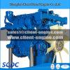 De Dieselmotor van Deutz Tcd2015V08 voor Machines Constructuon
