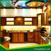 Sistema de cabinas profesional de cocina del laminado del compacto en la tarjeta de China/HPL