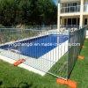 Cerca provisória por atacado da piscina