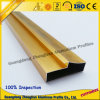 Perfil de aluminio de la marca de fábrica conocida de China para el perfil de los muebles