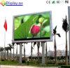 Modulo esterno dello schermo di visualizzazione del LED di colore completo P8 per fare pubblicità