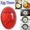 Temporizador em mudança do ovo da cor, cor mágica que muda o termômetro dos ovos de fervura do cozinheiro do dispositivo da cozinha do tempo de Eggtimer