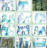 Брюки джинсыов