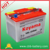 JIS 50ah 12V Dry Charge Acid Battery Car Battery N50L