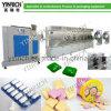 Gomma da masticare ricoperta delle coperture di zucchero della macchina della caramella producendo riga (MT300A)