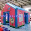 Tenda variopinta /Inflatable del ragno di /Inflatable della tenda dell'arco gonfiabile che fa pubblicità alla tenda
