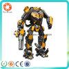 큰 지 로봇 모형 기계