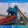 Draga de la minería aurífera de la capacidad grande para la venta