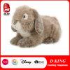 Lapin d'animal de peluche bourré par lapin mou en gros de jouet de peluche