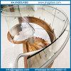 vidro de dobra curvado espaço livre da mobília da espessura de 6mm para escadas