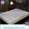 Hauptgewebe mit unten versehen gefüllten Matratze-Deckel mit Federn
