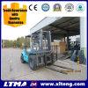 Nueva carretilla elevadora del diseño de Ltma carretilla elevadora diesel del terreno áspero de 3 toneladas