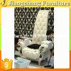 Présidence en bois en cuir argentée de luxe populaire Jc-K1232 de salon