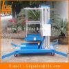 6m beweglicher hydraulischer Aluminiumaufzug (GTWY6-100SA)