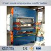 Dampf-Heizungs-vulkanisierende Gummipresse-Maschine exportiert nach Russland