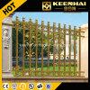 Barriera di sicurezza di alluminio rivestita di recinzione decorativa della polvere dei comitati