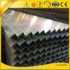 Profil en aluminium solaire anodisé personnalisé pour la fabrication de panneau solaire/pile solaire